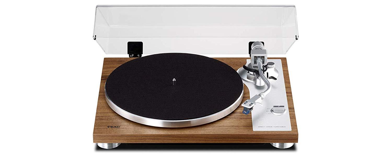 A TEAC lerántotta a leplet a legújabb TN-4D típusú direkt meghajtású lemezjátszójáról