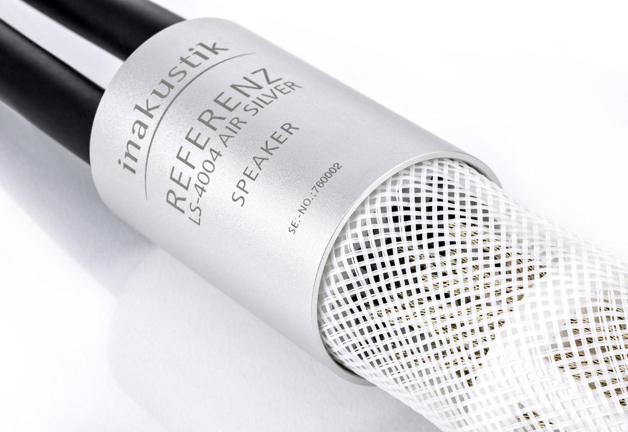 Tiszta ezüstből készül az Inakustik legdrágább hangszórókábele