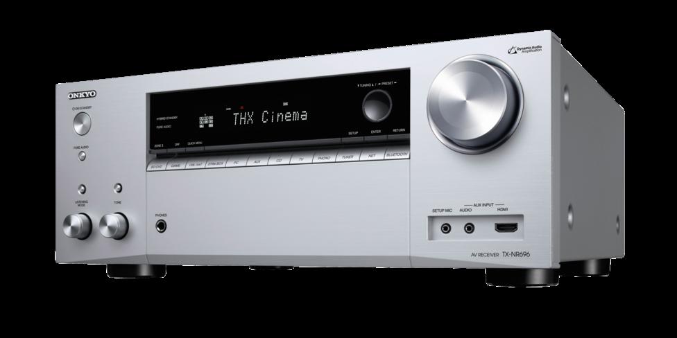 Az Onkyo egy új THX® Certified Select™ házimozi erősítőt és rugalmas 3D Audióra is képes házimozi csomagokat jelentett be