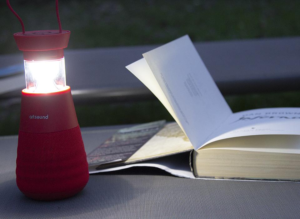 Fény az éjszakában – Új Artsound Lighthouse Bluetooth hangszóró a láthatáron