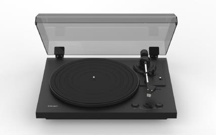 A TEAC három új termékkel lepte meg a lemezek szerelmeseit