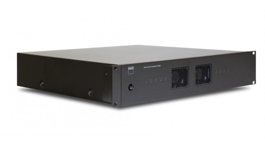 Megjelent a NAD CI16-60 DSP többcsatornás erősítő