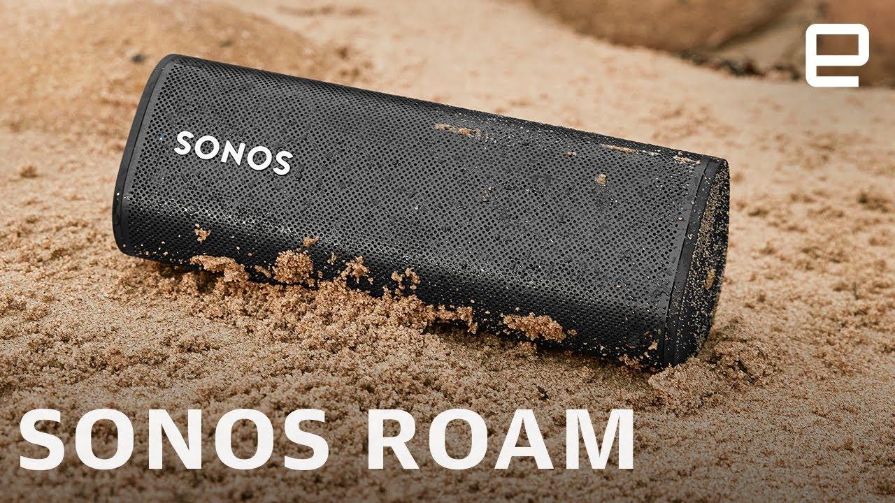 Bemutatkozik a Sonos Roam, az ultrahordozható, intelligens hangszóró a bárhol elérhető Sonos hangélményért