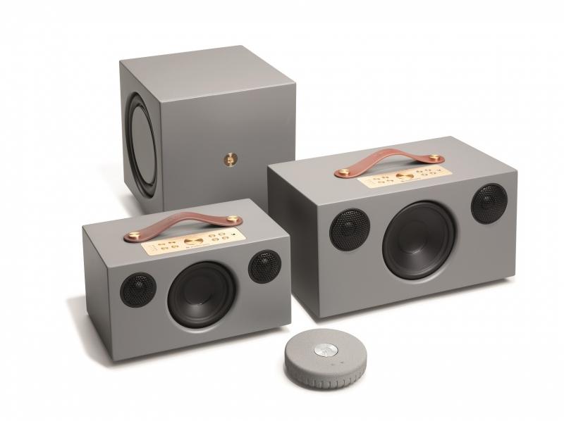 Audio Pro az A.I.D.A. Audió termékválasztékában