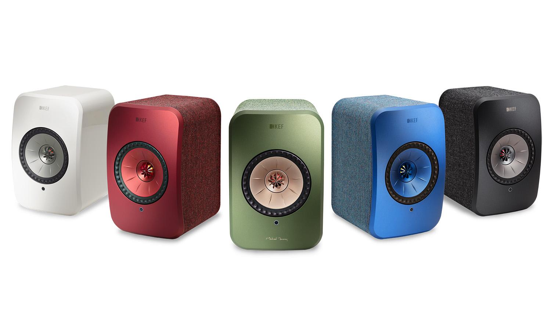 Megjelent a KEF legújabb aktív hangszórója, a KEF LSX