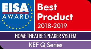 EISA díjat kapott a Kef legújabb Q szériája