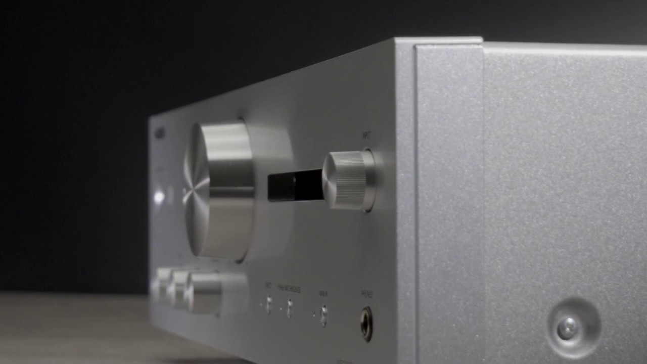 Új ONKYO A-9110 és A-9130 integrált sztereó erősítők a gazdag és kellemes hangzás jegyében