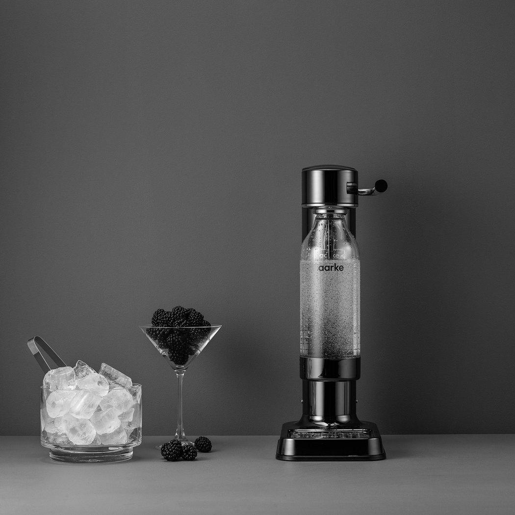 Carbonator II - Black Chrome