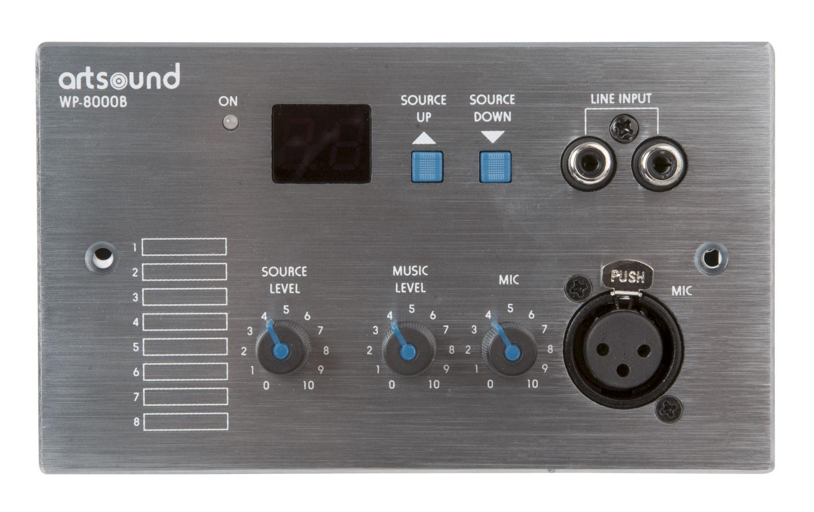 WP-8000B