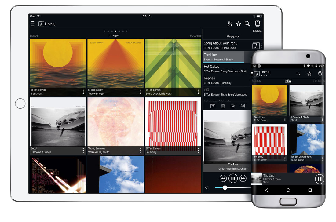 BluOS 3.4 – új zenékkel, új szolgáltatásokkal és egyéb finomításokkal