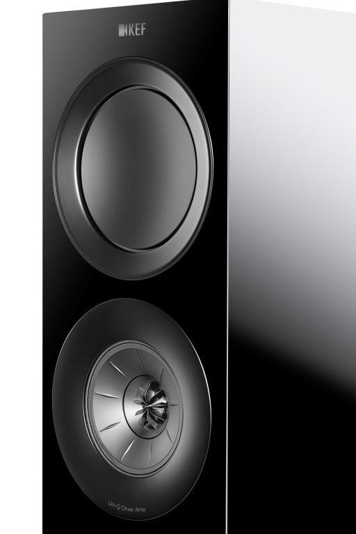 Az új KEF R7 hangsugárzó tesztje a német Audio magazinban