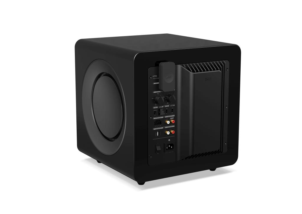 A KEF bejelentette a KW1 névre hallgató vezeték nélküli mélysugárzó adapter szettet