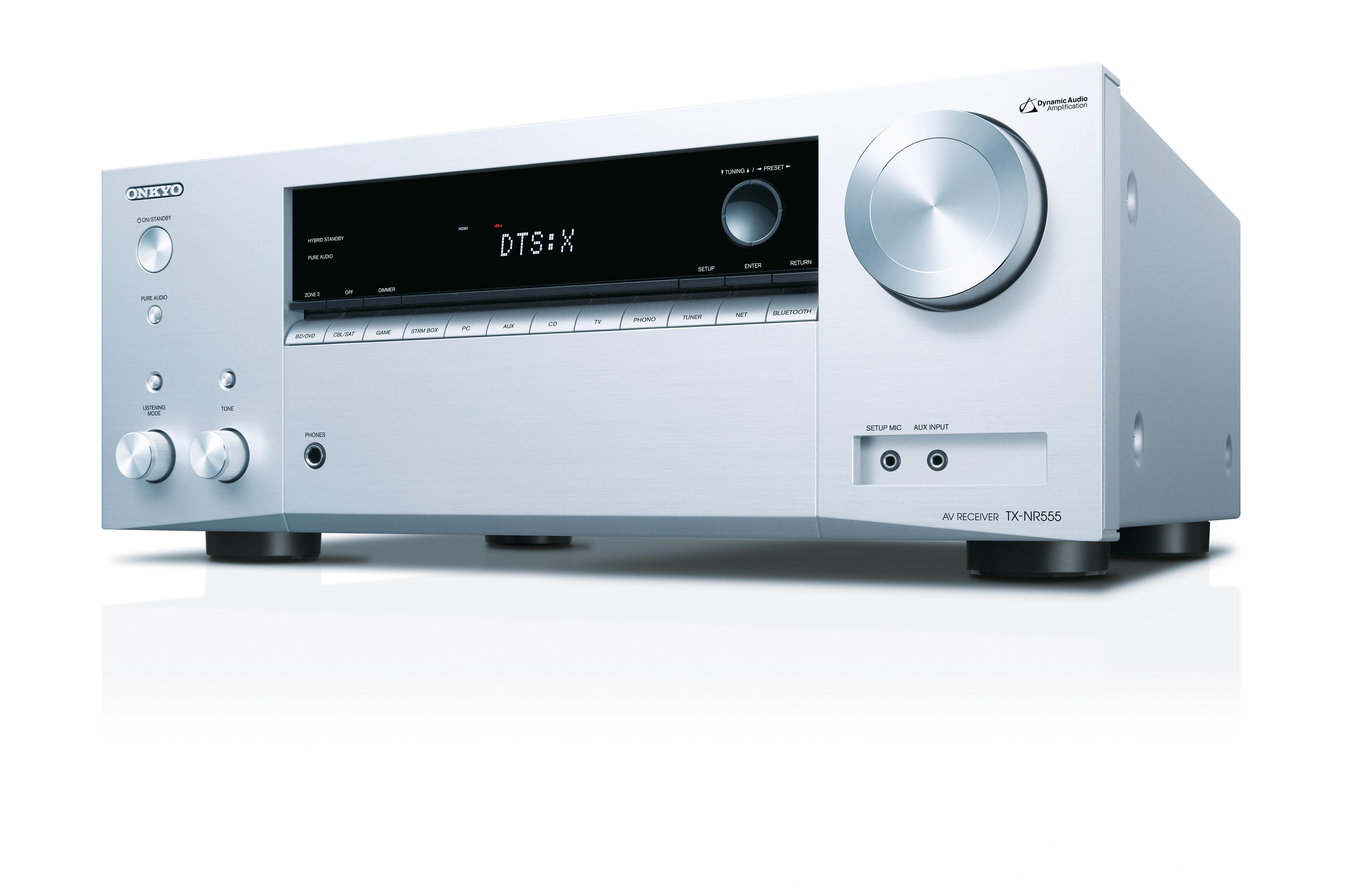 TX-NR555 Sl