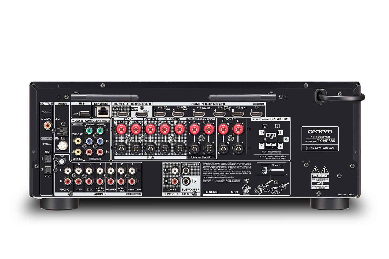 TX-NR686 Bl