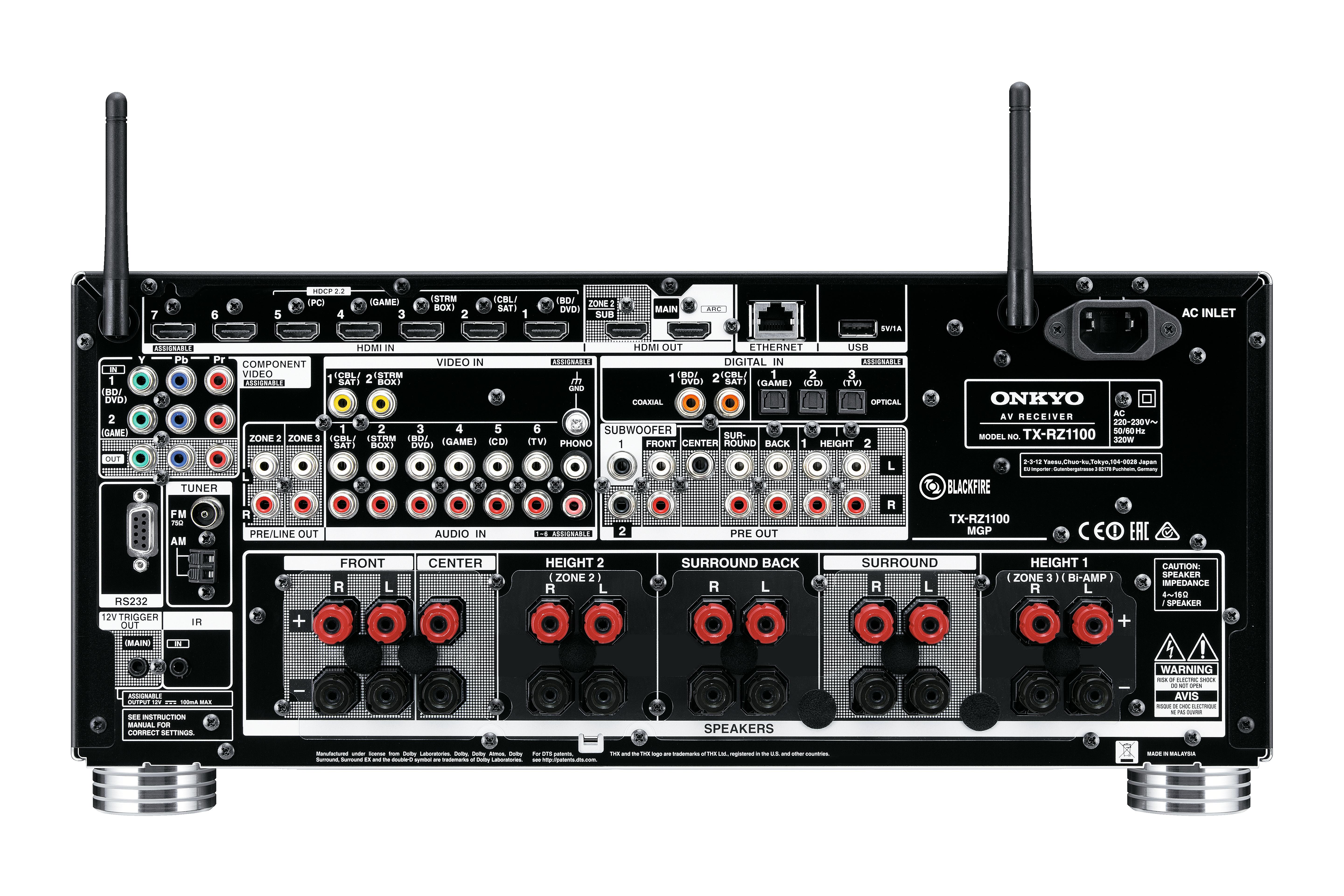 TX-RZ1100 Bl