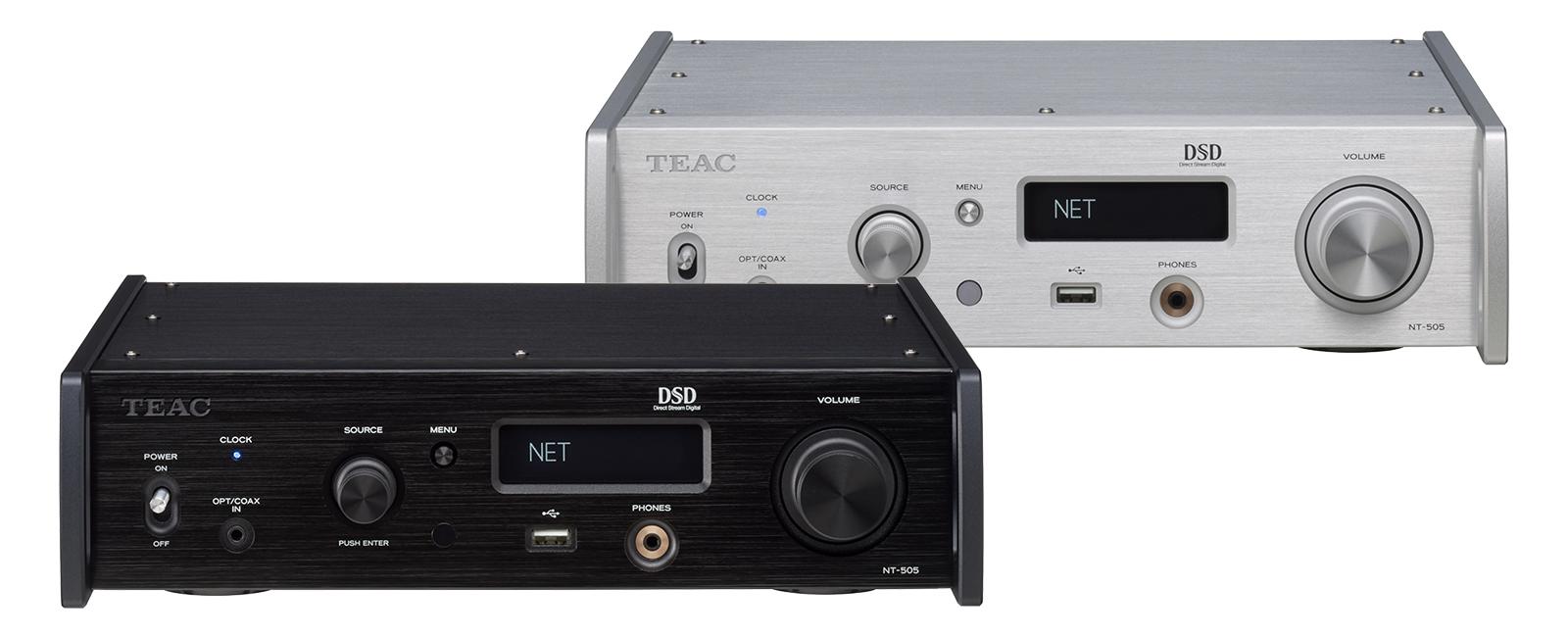 Teac NT-505 DAC/Hálózati lejátszó teszt