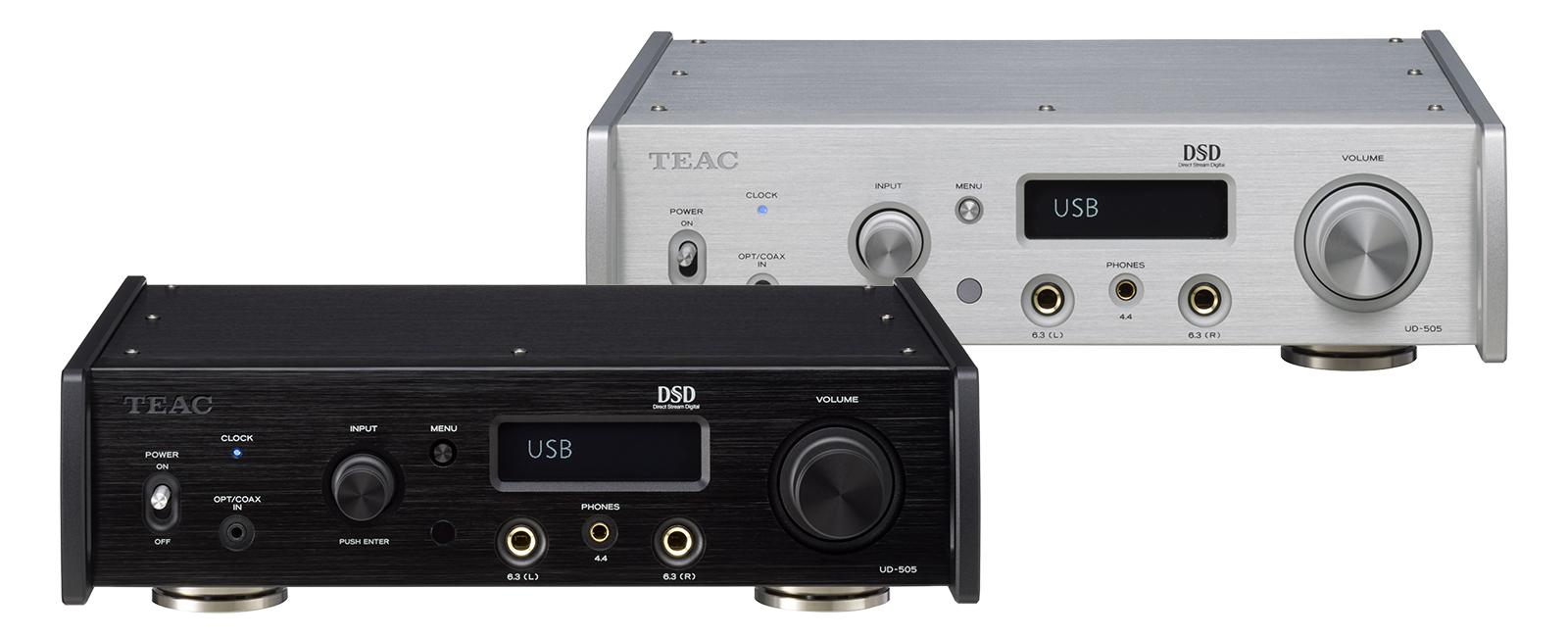 Új modellek a TEAC 500-as Reference készülékcsaládban