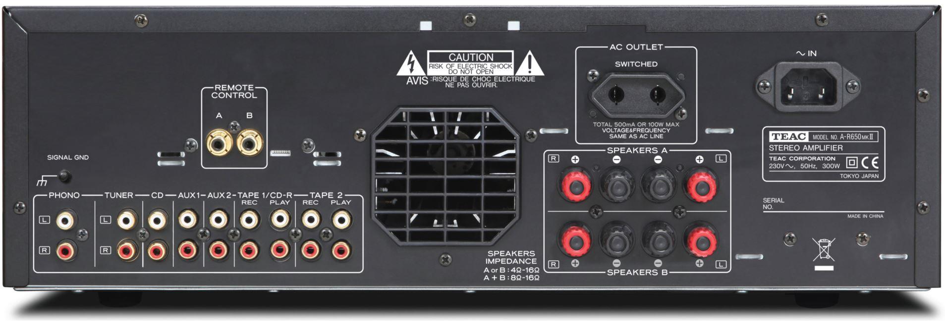 A-R650MK2 Bl